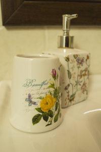 bagno, camera matrimoniale, dettagli