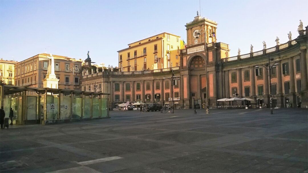 b&b, plaza central Dante, la gemma a napoles